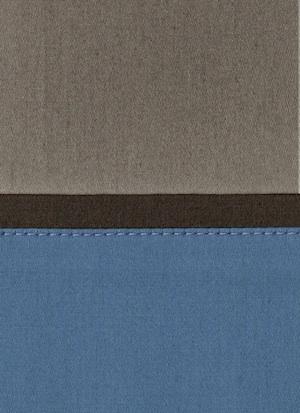 Образец ткани для пошива постельного белья - модель Murano - цвет Lippo - египетский хлопок 100%