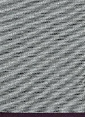 Образец ткани для пошива постельного белья - модель Pietro цвет Caviar - египетский хлопок 100%