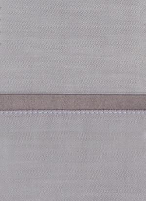 Образец ткани для пошива постельного белья - модель Polo цвет Lavanda - египетский хлопок 100%