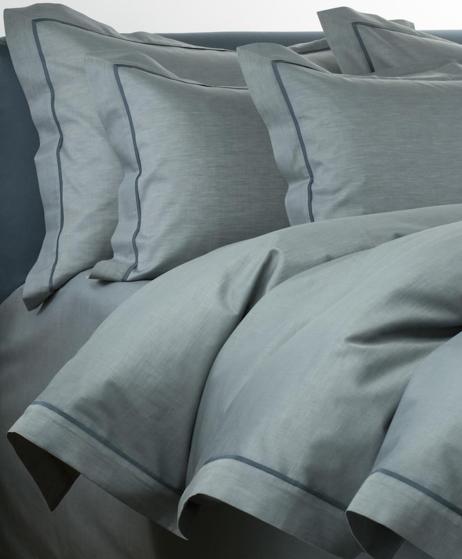 Постельное белье - модель Polo - цвет Onda - египетский хлопок 100%
