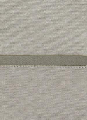 Образец ткани для пошива постельного белья - модель Polo цвет Sable - египетский хлопок 100%