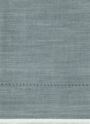 Образец ткани для пошива постельного белья - модель Stefano цвет Alghe - египетский хлопок 100%