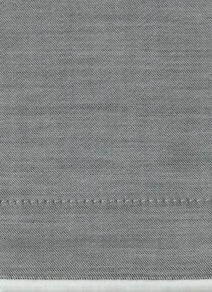 Образец ткани для пошива постельного белья - модель Stefano цвет Caviar - египетский хлопок 100%