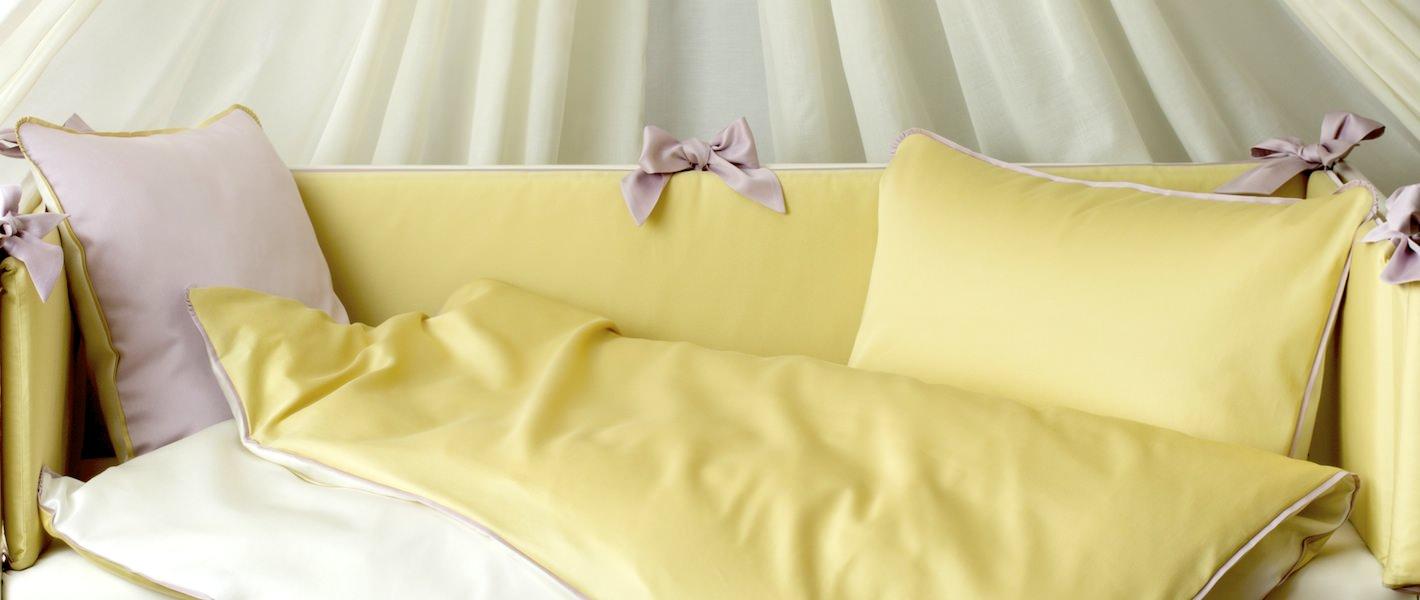 Комплект детского постельного белья Candy Lemon - fioridivenezia.ru